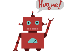 Alexis Block is teaching robots to give good hugs