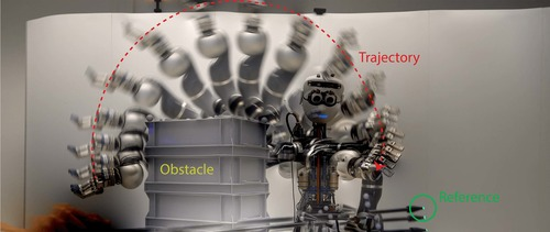 Safe and Fast Tracking on a Robot Manipulator: Robust MPC and Neural Network Control